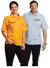 POLO SHIRT WITH EMBROIDERY LOGO $19.95 each