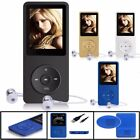 mp3 players 8gb - Portable Multifunction 8GB 70 Hours Playback Lossless Sound Music AVI MP3 Player