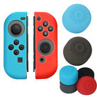 High Quality 1 Pairs Silicone Gel Thumb Grip Caps For Nintendo Switch Controller