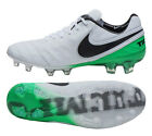 Nike Tiempo Legend VI FG 819177 103 Soccer Football Cleats Boots Shoes White