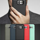 Brush Skin Drawing Armor Soft RubberCover case for Samsung Galaxy A520/A720/S8
