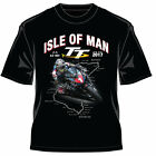 2017 Official Isle of Man TT Races Course T'Shirt - 17ATS6