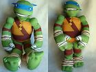 "24"" Tall Teenage Mutant Njnja Turtles LEONARDO Cuddle Pillow Sealed"