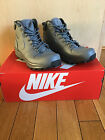 Nike Men's Boots Nike Manoa Size 8.5 Cool Gray/Dark Gray Hiking 472780 002 BNIB