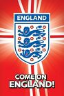 The Three Lions - Come on England England Football Maxi Poster 61 x 91,5 cm