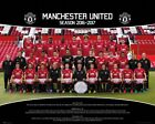Mini Poster Manchester United Team Photo 16/17 40 x 50 cm