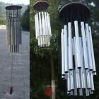 Outdoor Garden Yard Home Living Wind Chimes Copper Wind Bells Tubes Decor Gift