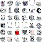 Authentic 925 Sterling Silver POP & POPULAR Charm Charms Fit Pandor Bracelet