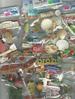 U CHOOSE  Paper Bliss Paper House Etc. 3D Stickers (discounted) lost sticky