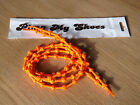Irun Knot Coloured No Tie Elastic Shoe laces 70cm for Trainers & Running Shoes