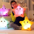 1PC Luminous Pillow Toys LED Light Plush Colorful Stars Kids Birthday Gift Decor