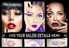 Nail Salon Beauty Treatments Advertising Customised Poster A2, A1, A0 sizes