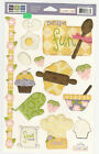 U CHOOSE  WE R MEMORY KEEPERS ASSORTED Embossed card stock Stickers (discounted)