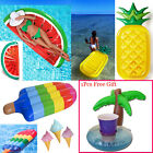 Swimming Pool Giant Inflatable Swim Float Summer Beach Water Raft w/Cute 2017
