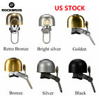 ROCKBROS Cycling Bike Bell MTB Bicycle Handlebar Ring Bell Copper Horn