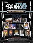 Star Wars 40th Anniversary Factory Sealed 8 Box Hobby Case Pre Sell