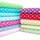250cm wide super fine 100% cotton  polk dot (1cm) fabric, , SOFT FALL ABLE