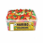 HARIBO GOLDBEARS TUBS SWEETS PARTY FAVOURS TREATS CANDY