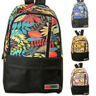 Cute Fashion Women's Canvas Satchel Shoulder Bag Travel Backpack School Rucksack