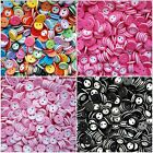 11mm CUTE RESIN BUTTONS PINK & MIX SCRAP BOOKING CRAFT CARD MAKING SEWING