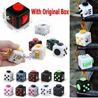 Wholesale/Lots Fidget Fun Cube Anxiety Stress Relief Focus Toys For Kids&Adults