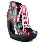 RAT BABY TOO FAST LIPS PLATFORM SHOES
