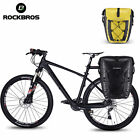 ROCKBROS Waterproof Bag Cycling Bike Travel Bicycle Rear Seat Carrier 2 Colour