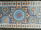 Moroccan tiles Turkish FEATURE WALL Tile...