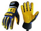 Seibertron HIGH-VIS SDXW Cold Weather Condition Safety Working Gloves