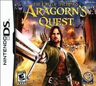 Lord of the Rings: Aragorn's Quest (Nintendo DS, 2010) Brand New & Sealed