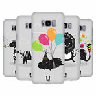 HEAD CASE DESIGNS PARTY ANIMALS HARD BACK CASE FOR SAMSUNG GALAXY S8