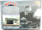 WILLS Plastic Kit No SS60 OO Scale Station Platform Building