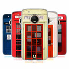 HEAD CASE DESIGNS TELEPHONE BOX SOFT GEL CASE FOR MOTOROLA MOTO G5 PLUS