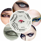 Kyrahh: Cat Eye & Smokey Makeup Eyeliner Stencil 6 Styles Shaping Guide Template