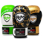 RingMasterUK Boxing Gloves MMA Fight Punch Kick Martial Arts Training Bag Mitt