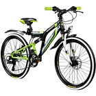 Kyпить Mountainbike Fully 24 Zoll MTB Full Suspension Galano Adrenalin DS Jugendfahrrad на еВаy.соm