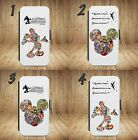 MICKEY MOUSE Wallet Flip iPhone Case Cover For iPhone & SAMUNG MODELS
