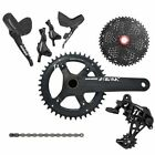 SRAM APEX 1 1x11 Speed Hydraulic Brake Groupset  W/Sunrace 11-46T Cassette