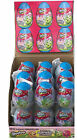 3 Shopkins Blue Surprise Eggs SWEETS PARTY FAVOURS TREATS CANDY