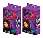 "2-Pack Secret Color Headband 14"" Hair Extensions -AS SEEN ON TV"