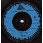 """ROY HILL Georges Bar 7"""" VINYL UK Arista 1978 B/w He's Coming Back (arist186)"""