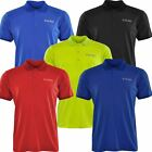 53%OFF HI-TEC FENTON UPF 30 MENS PERFORMANCE GOLF POLO SHIRT