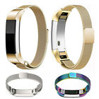 Replacement Milanese Stainless Steel Wrist Band Strap For Fitbit Alta / Alta HR