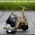 New Right/Left Interchangeable Metal Spinning Fishing Reel Wheel AFS Series