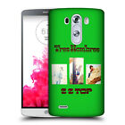 OFFICIAL ZZ TOP ALBUM COVERS HARD BACK CASE FOR LG PHONES 1