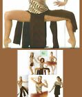 Animal Attraction Dance Costume PANNEL SKIRT ONLY Mix N Match Clearance CS,AM,AL