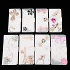 Flip Bling Crystal Wallet Case PU Leather Cover For iphone6/6s iphone6/6s plusJR