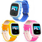 Anti-lost Kids Tracker SOS Call Children Smart Watch For Android IOS iPhone GPS