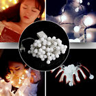 10M 100 LED Frosted Ball String Light Christmas Party Wedding Lamp Indoor Decor