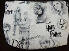 Harry Potter Zipper Pouch Make Up Cosmetics Over Night Pencil Crayon Travel